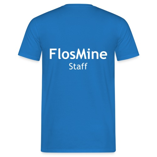 Staff logo - Miesten t-paita