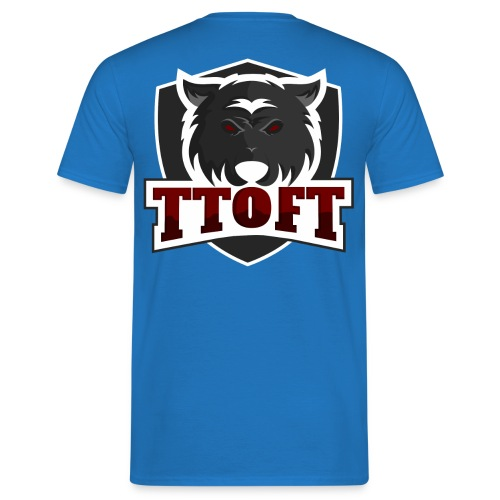 TTOFT MERCH - Herre-T-shirt