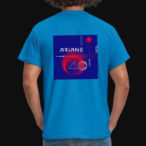 ARIANE 1 - 40 years of space - Men's T-Shirt