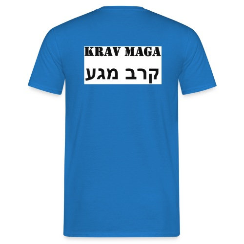 Krav Maga - Männer T-Shirt