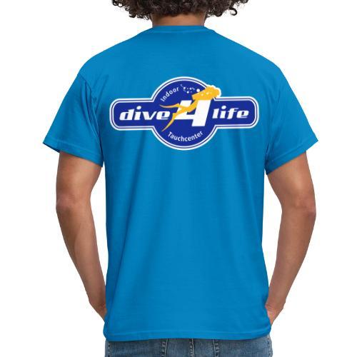 dive4life Team - Männer T-Shirt