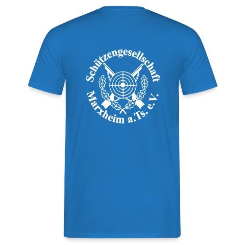 sg marxheim - Männer T-Shirt