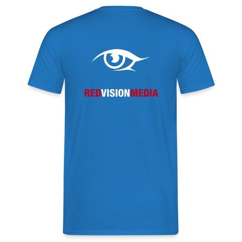 REDVISIONMEDIA 2C - Männer T-Shirt