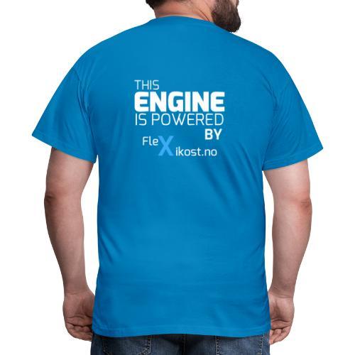 this engine - T-skjorte for menn