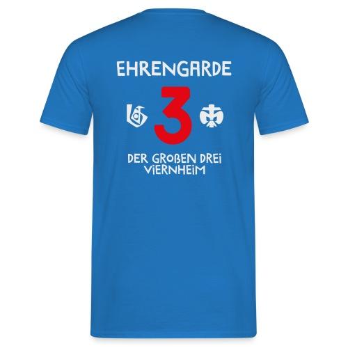 g3 LEER - Männer T-Shirt