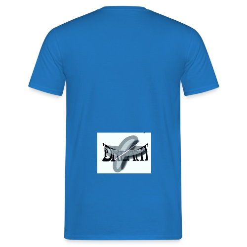 dreamlogobruylandrwb - Men's T-Shirt