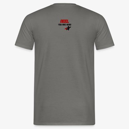 NEEL You Are Hero - Koszulka męska
