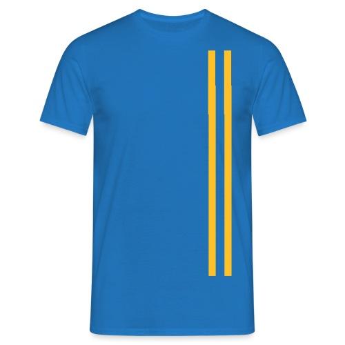 stripe_small - Men's T-Shirt