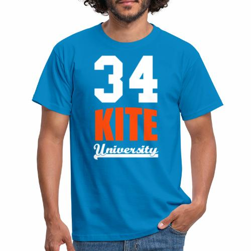34 kite university impact - T-shirt Homme