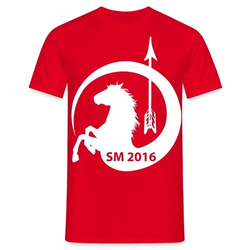 sm_logo - Miesten t-paita