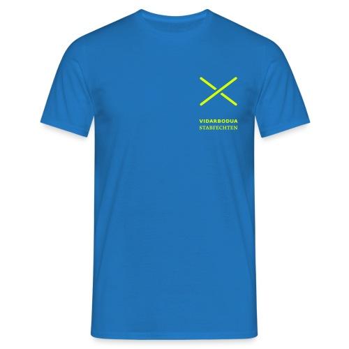 Trainer für Vidarbodua Stabfechten - Männer T-Shirt