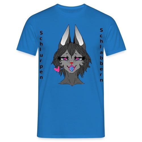 Royalys #SchlurpenUndSchlabbern - Männer T-Shirt