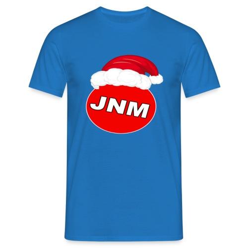 JustNotMe kerst merch - Mannen T-shirt