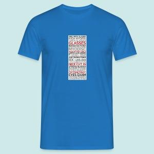 Myopia Poster 2 - T-shirt Homme