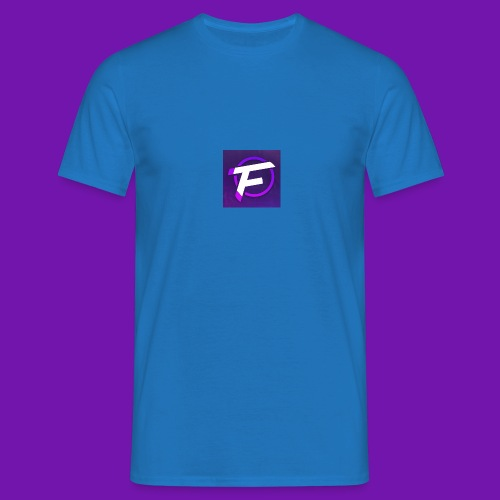 Flux Clan Logo - Men's T-Shirt