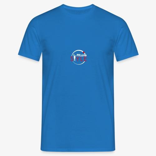 PitLaneStyle Driver - Men's T-Shirt