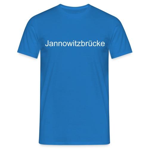 Jannowitzbrücke - Männer T-Shirt