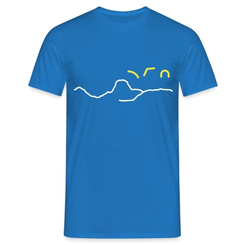 PDCS Clubdesign 2017 - Männer T-Shirt