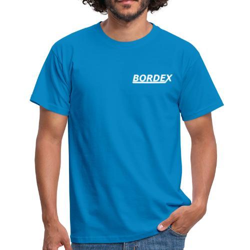 Bordex logo - Mannen T-shirt