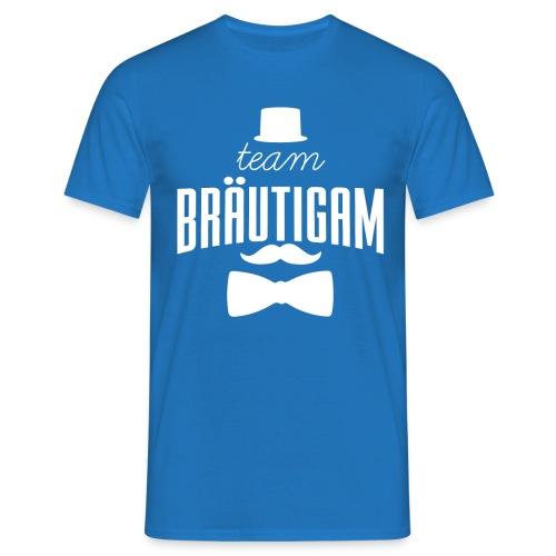 Team Bräutigam - Männer T-Shirt