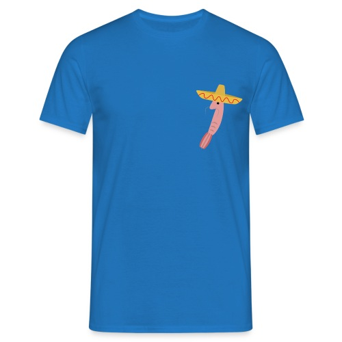 Shrimpa Tequila - T-shirt Homme