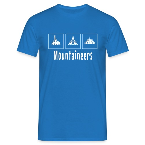 Mountineers - Men's T-Shirt