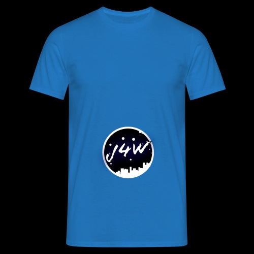 Just4Win MusicLogo - Männer T-Shirt