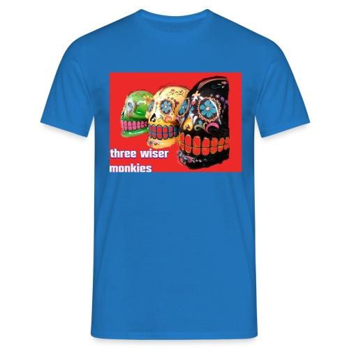 Threewiser - Men's T-Shirt
