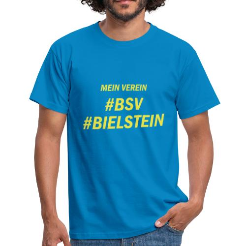 Mein Verein, #bsv #bielstein - Männer T-Shirt