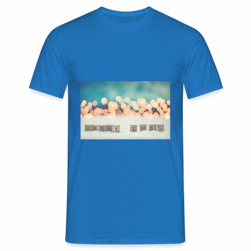 Merry Christmas - Herre-T-shirt