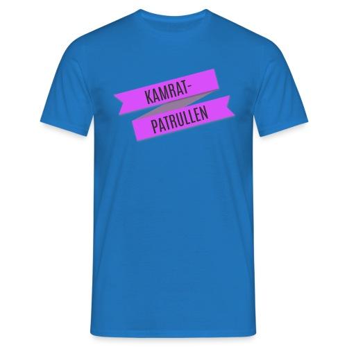 Kamratpatrullen - T-shirt herr