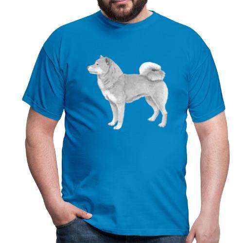 shiba inu - Herre-T-shirt