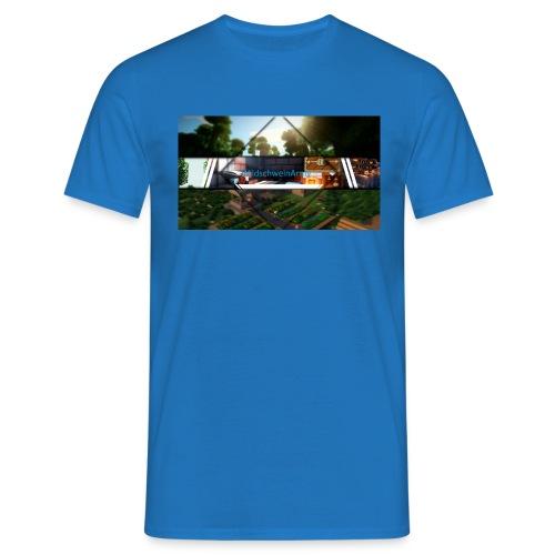 Neues Merch - Männer T-Shirt