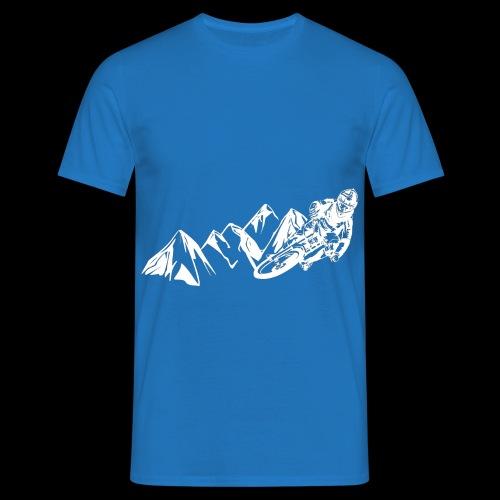 Downhill/ Freeride/ Dirt/ BMX - Männer T-Shirt