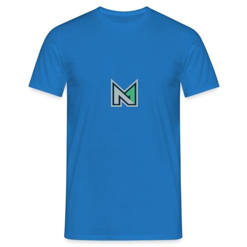 Das N LOGO - Männer T-Shirt