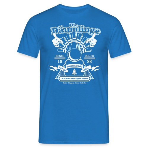 T Shirt Daeumlinge 02 - Männer T-Shirt