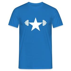 The Tough Star - Men's T-Shirt
