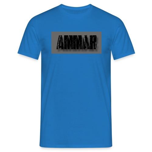 Ammar logo printed T-Shirt - Men's T-Shirt