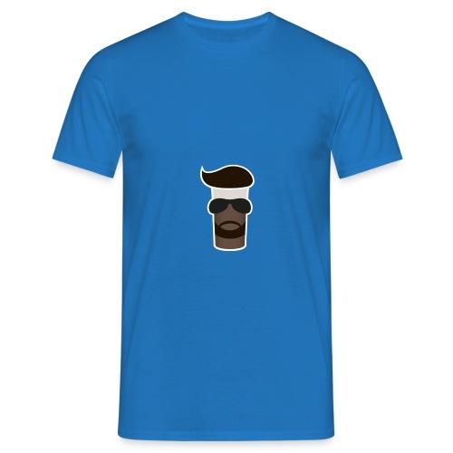Sahne_Pudding Logo - Männer T-Shirt