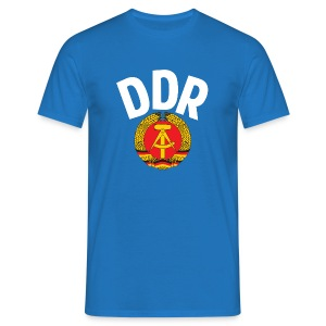 DDR - German Democratic Republic - Est Germany - Männer T-Shirt