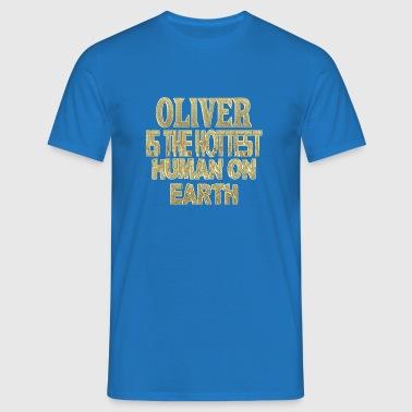 Oliver - T-shirt Homme