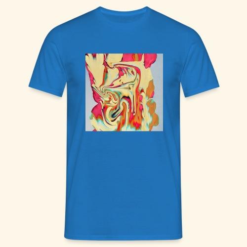 Psychedelic Art 3 - Men's T-Shirt