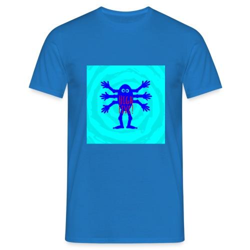 high five alien - Männer T-Shirt