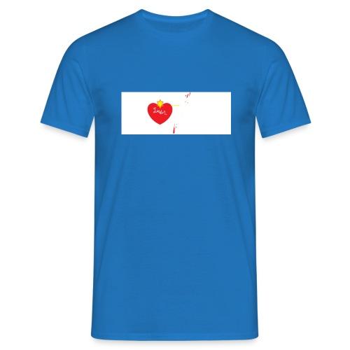el amor de niños - Camiseta hombre