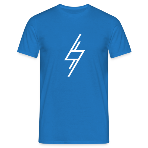 Sort T-Shirt - Herre-T-shirt