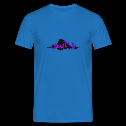cloudy fpv logo STANDARD - Men's T-Shirt