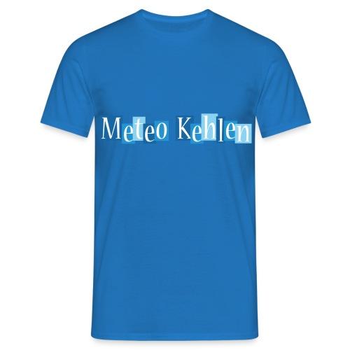 mk logo 3 - Männer T-Shirt