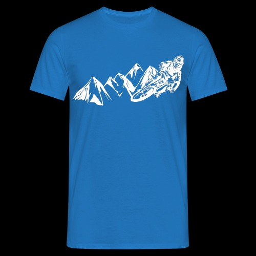 Downhill/ Freeride/ Dirt/ BMX - Männer T-Shirt