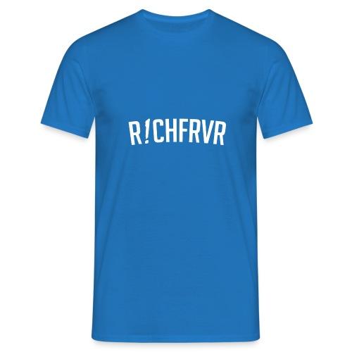 r!chfrvr - Männer T-Shirt