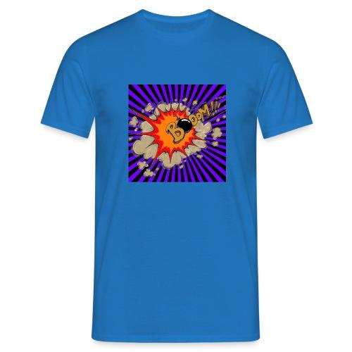 LOGO CANAL - Men's T-Shirt